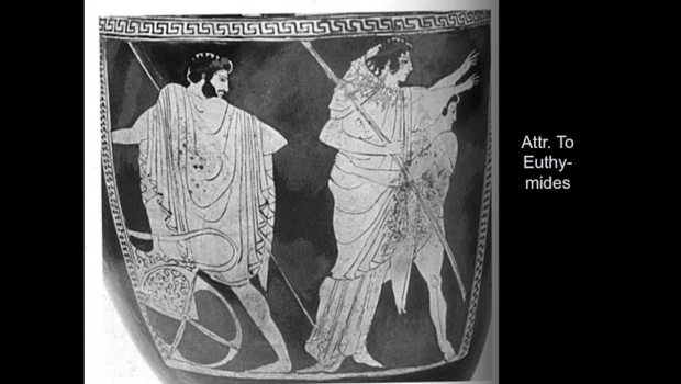 Embedded thumbnail for From sexual pursuit to rape: sexual violence in Athenian painted pottery (Robin Osborne)