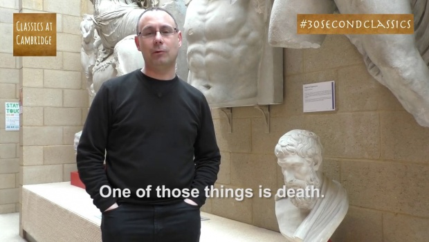 Embedded thumbnail for James Warren on Epicurus and Death