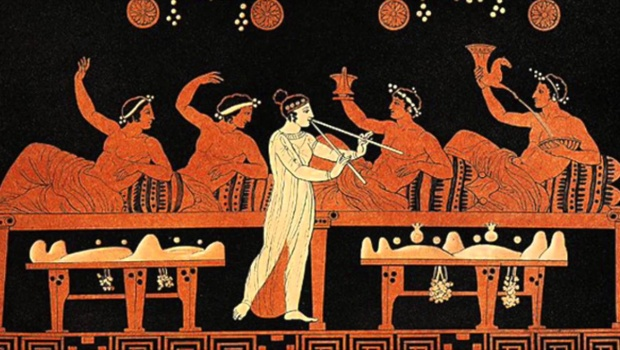 Embedded thumbnail for Ancient Greek Music