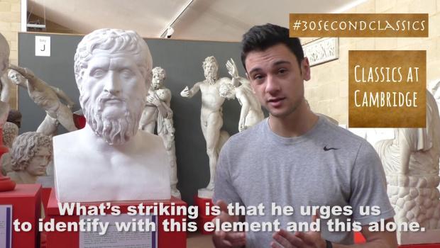 Embedded thumbnail for Stephan Stephanides 'Plato on the true self'