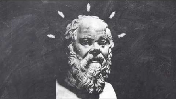 Embedded thumbnail for What was Socrates' great insight?