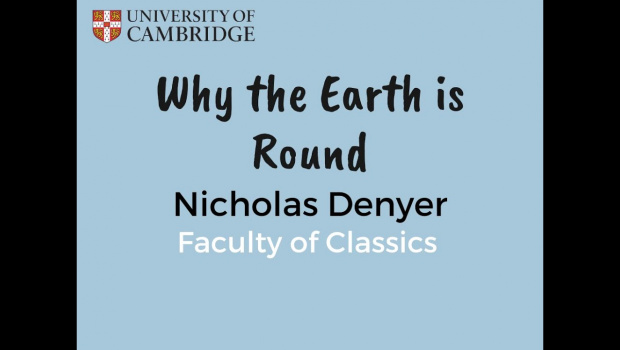 Embedded thumbnail for Why the Earth is round