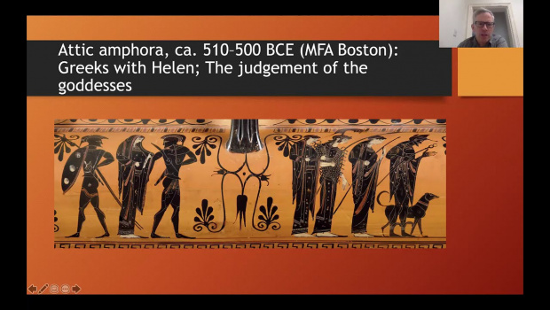 Embedded thumbnail for Black Achilles Skin Colour in Ancient Greece