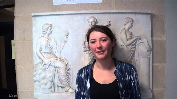 Embedded thumbnail for Students answer: Why do you study Classics?