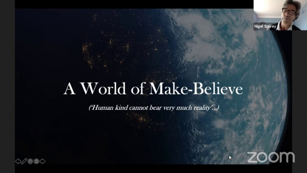 Embedded thumbnail for A World of Make-Believe (Nigel Spivey)