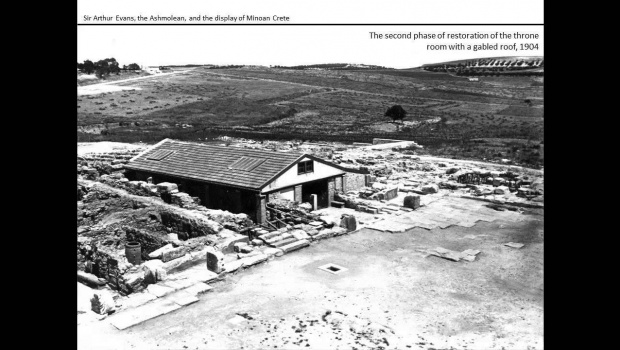 Embedded thumbnail for Arthur Evans, the Ashmolean, and the display of Minoan Crete (Yannis Galanakis)